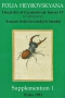 CHECK-LIST OF CZECHOSLOVAK INSECT IV COLEOPTERA